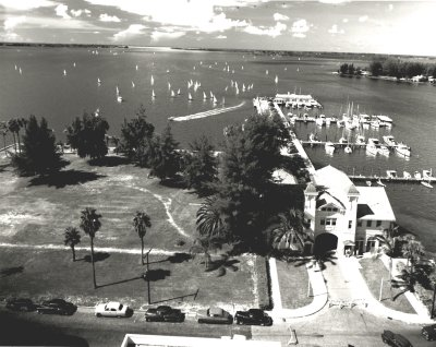 Sarasota, Labor Day 1947