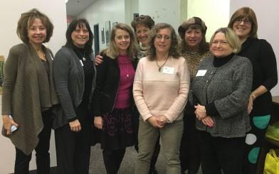 Marcia-Schwartz-(F, R)-with-Jewish-Federation-Tanzman-Fellows.jpg