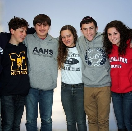 7c82926ab Teens | The Jewish Federation in the Heart of New Jersey