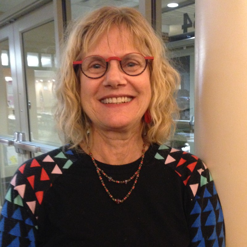 Linda Pollack headshot