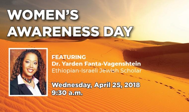2018 Women's Awareness Day