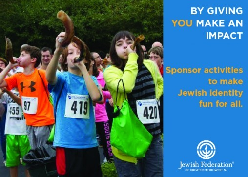 30 Ways Your Giving Makes An Impact Jewish Federation Of Greater