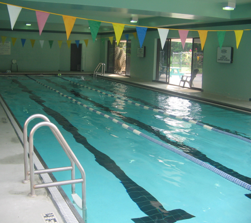 Indoor Swimming Pool Lessons: Jewish Educational Alliance