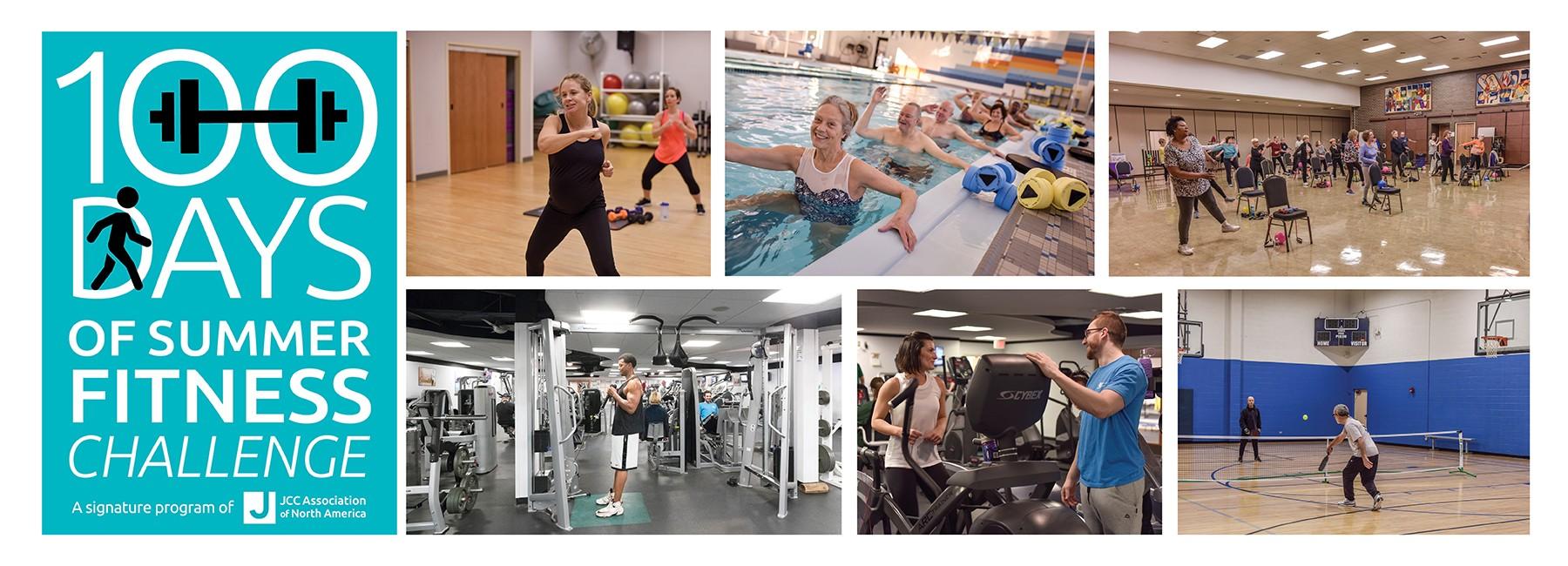 100 Days of Summer Fitness Challenge 2018.jpg