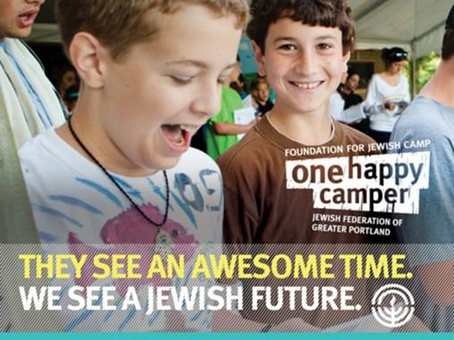 One Happy Camper Incentive
