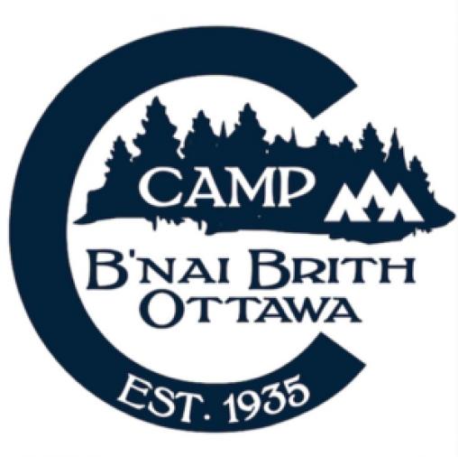Logo for Camp B'nai Brith of Ottawa