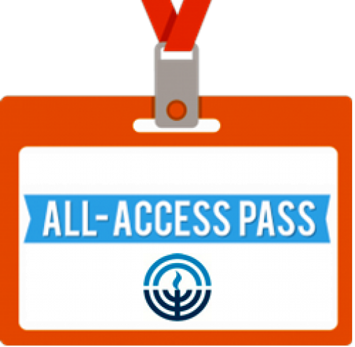 All Access Pass | Jewish Federation of Greater Orange County