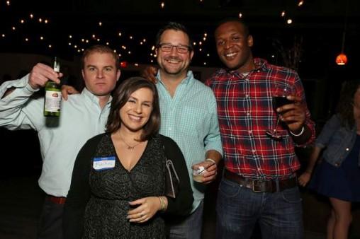 Kyle Stein, Rachel Turbow, Adam Berry and Rashad Coles.jpg