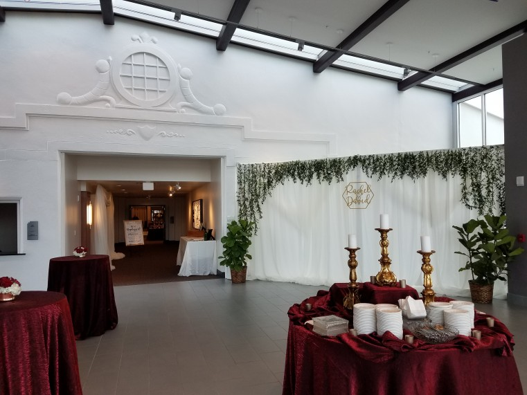 Event venues tampa fl affordable wedding reception venue meeting and co bryan glazer for Affordable interior design tampa