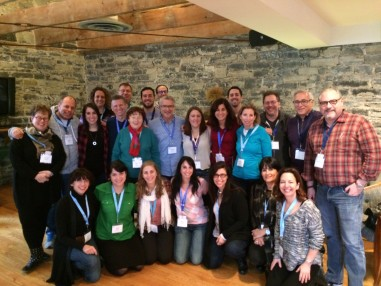Group of Adults - March of the Living Chaperone Training