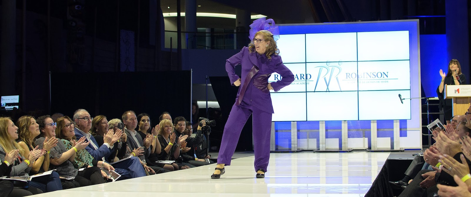 Tamir Is Fiercely Fabulous For Inclusion At Second Fashion Show Ottawa Jewish Bulletin