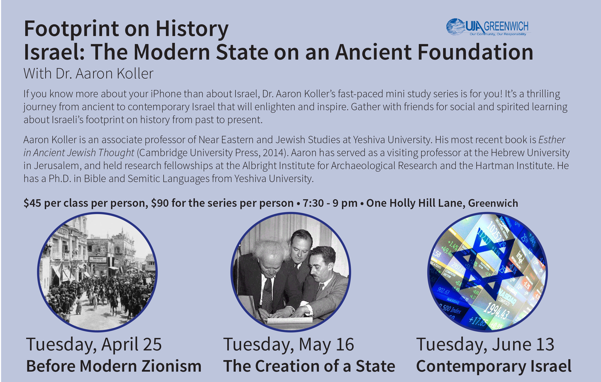 Israel: The Modern State on an Ancient Foundation