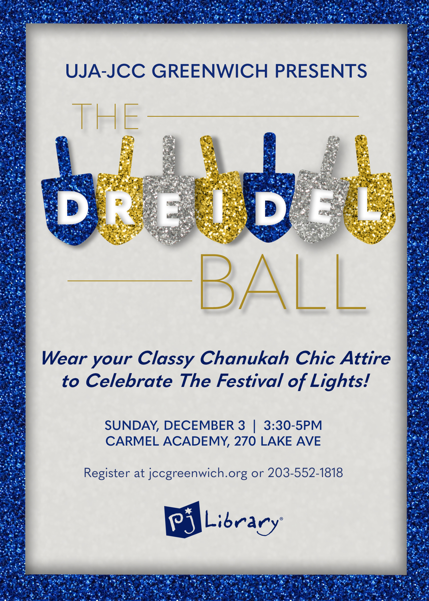 The Dreidel Ball