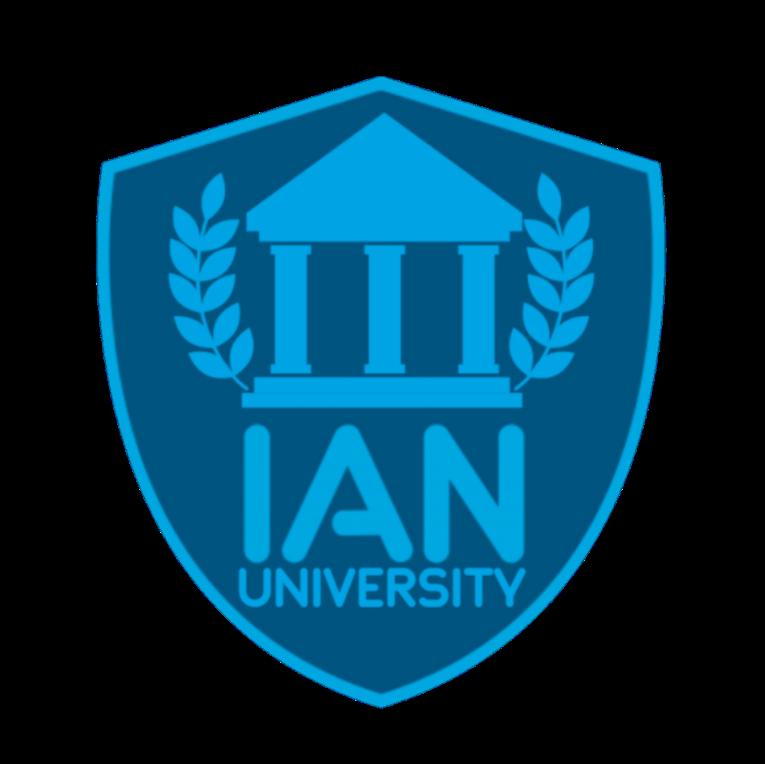 IAN University Logo