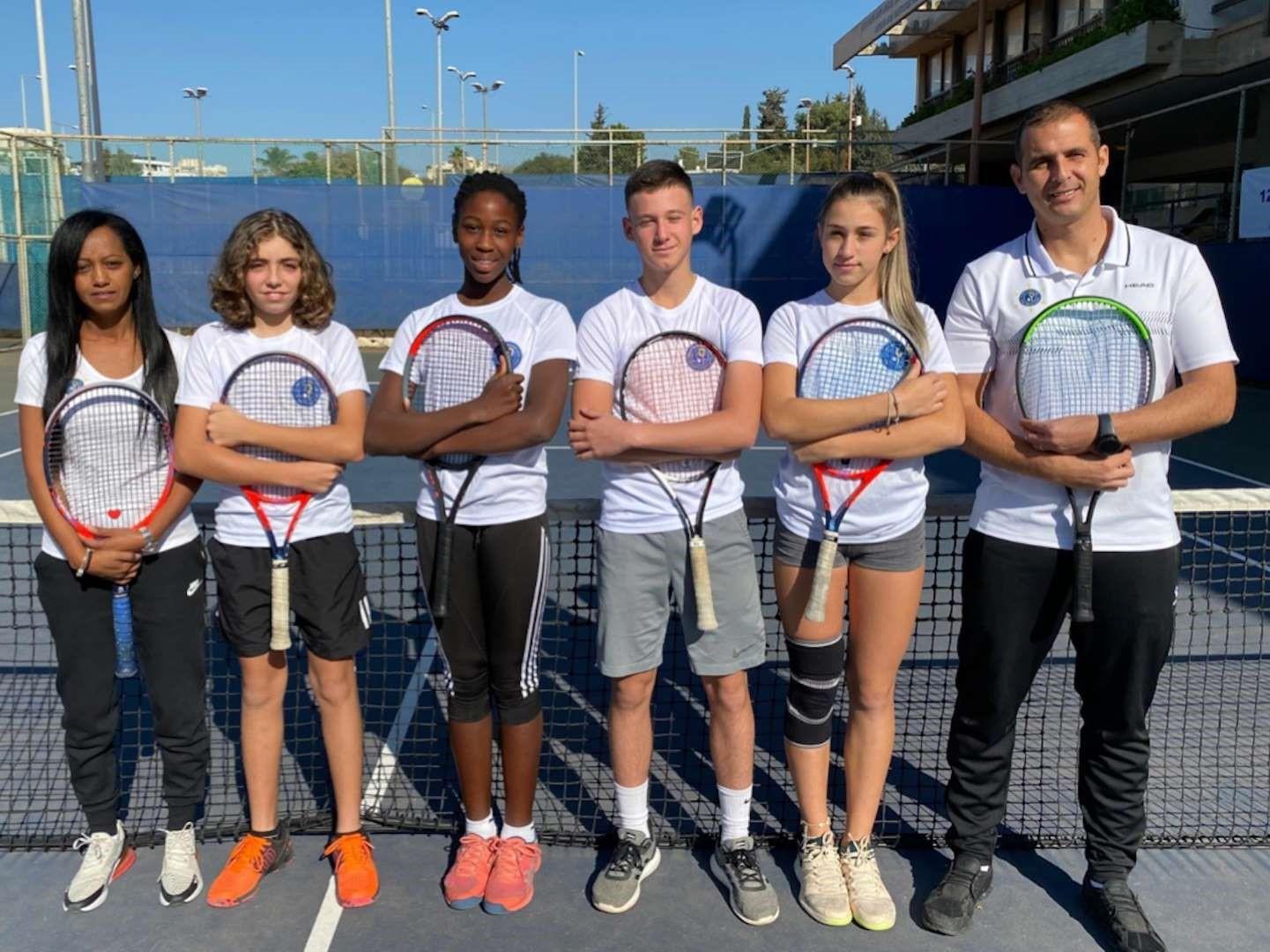 israeli-tennis-centers