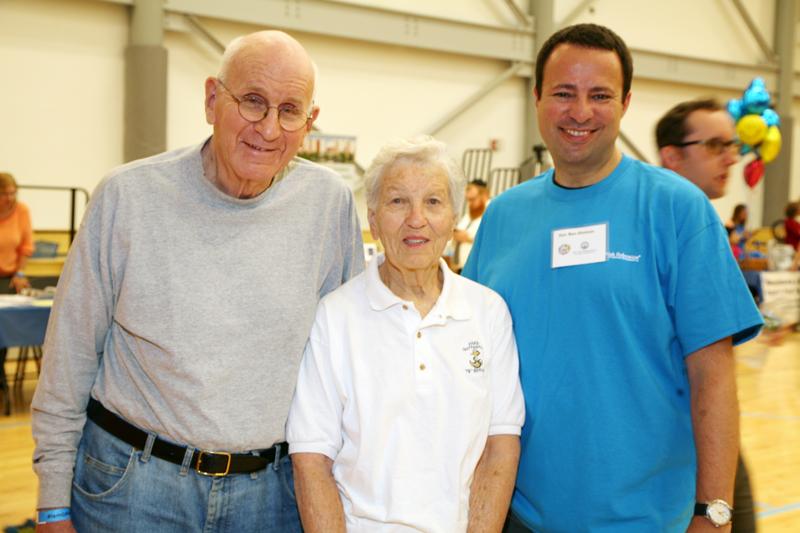 Jerry Gottesman, Paula Gottesman, Dov Ben-Shimon