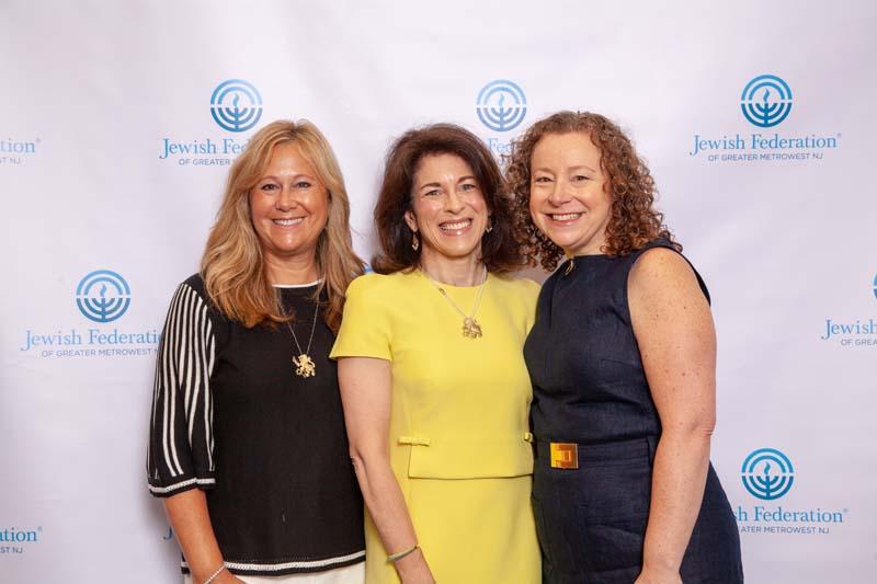Shari Bernstein, Rebecca Gold, Michele Landau