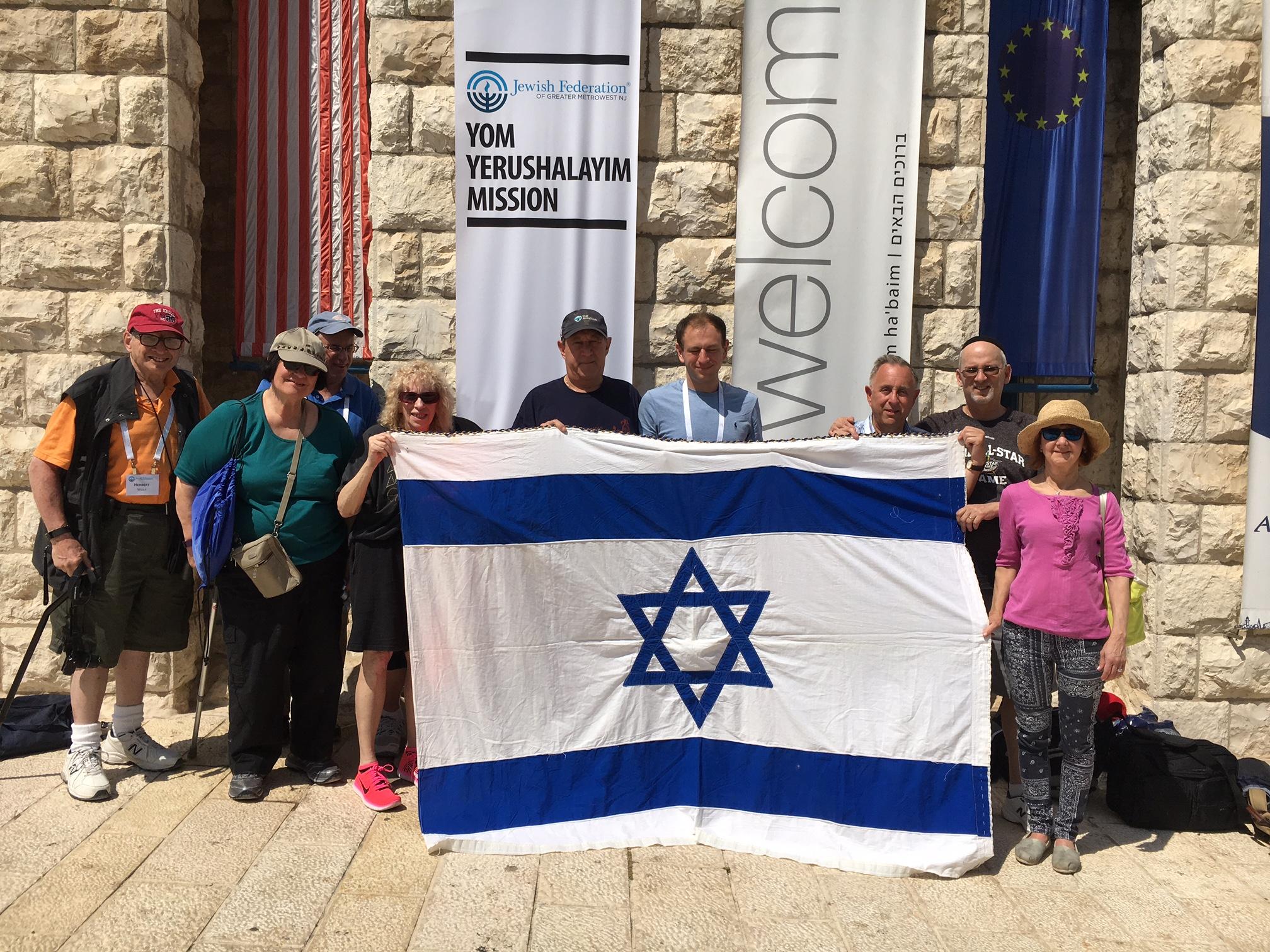 Yom Yerushalayim Mission