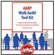 AARP Walk Audit Took Kit