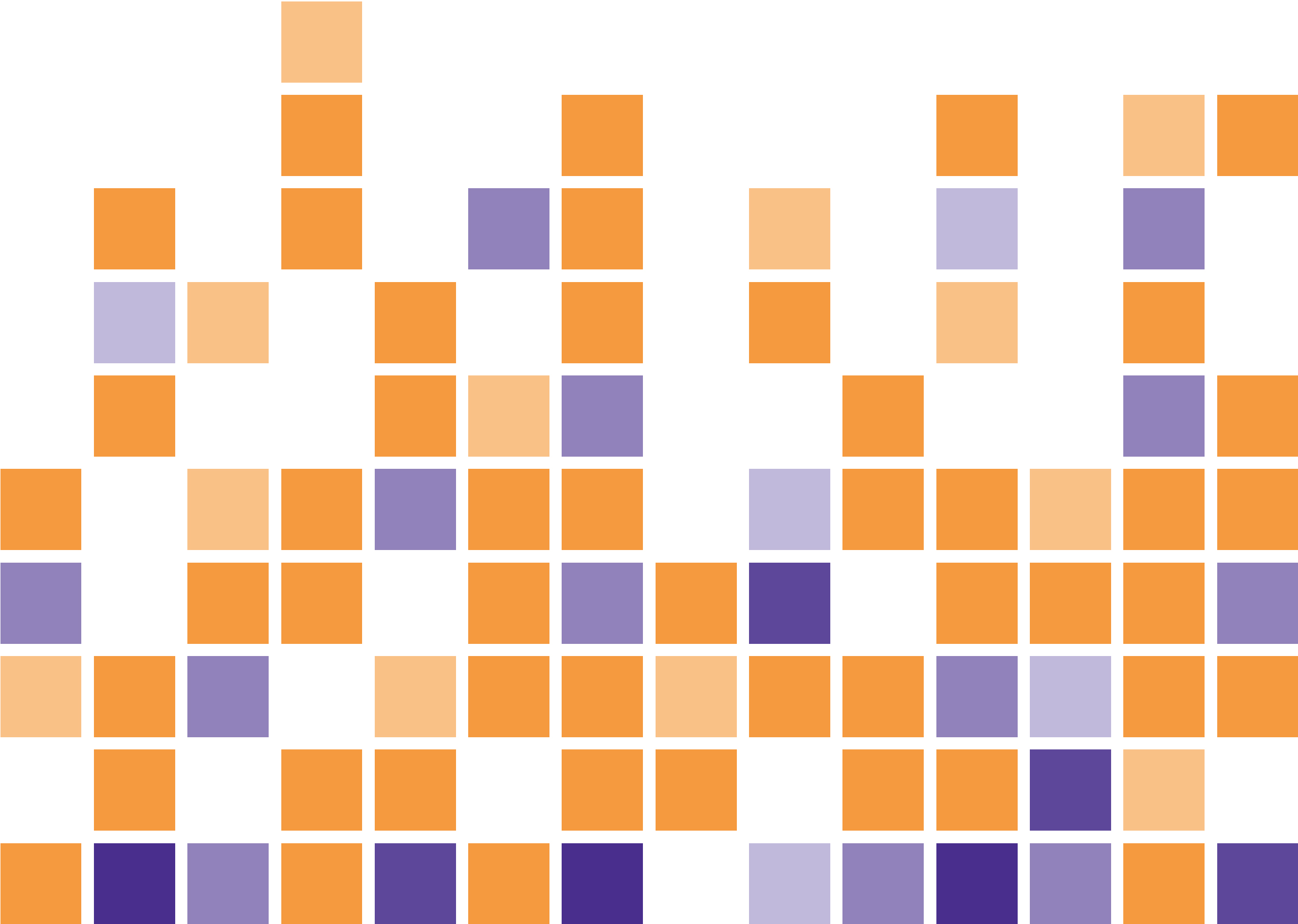 JWF mosaic pattern #3