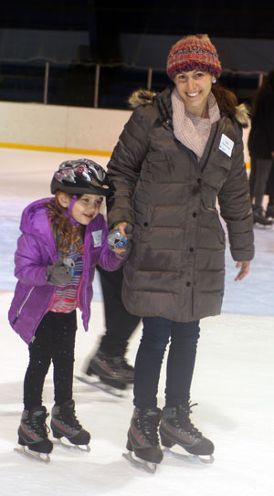 Havdalah on Ice