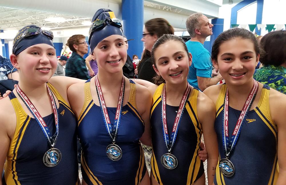 Learn-2-Swim Group Lessons at Denison University