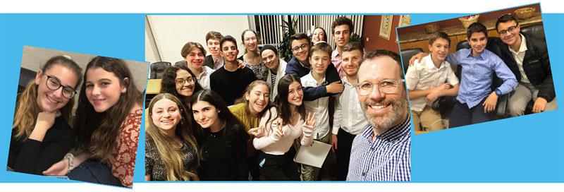 Today's Teens Are Tomorrow's Jewish Philanthropists