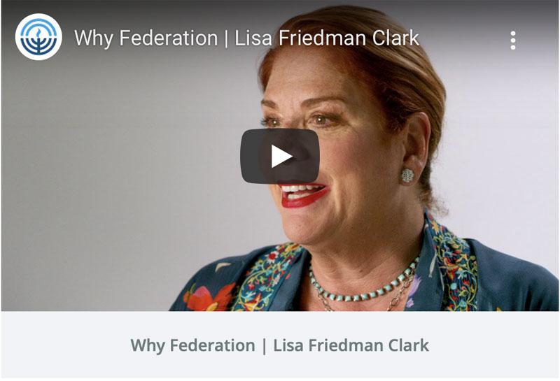 Why Federation   Lisa Friedman Clark
