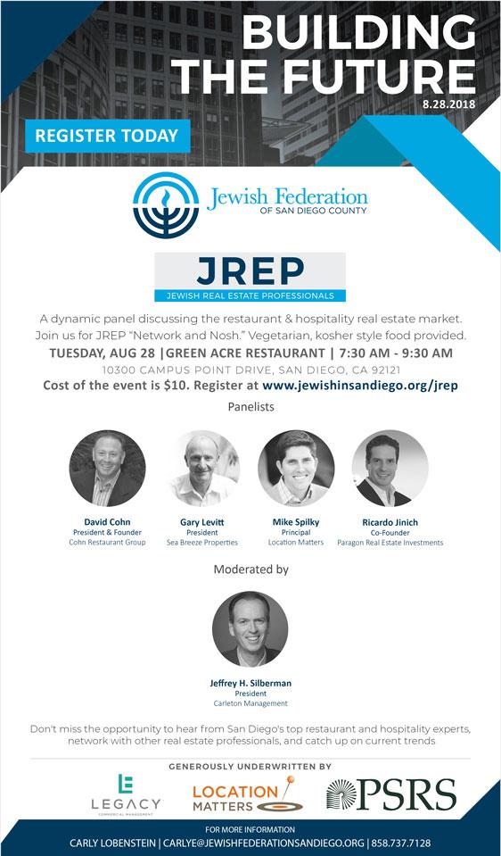 JREP (Jewish Real Estate Professionals) is back! | NextGen