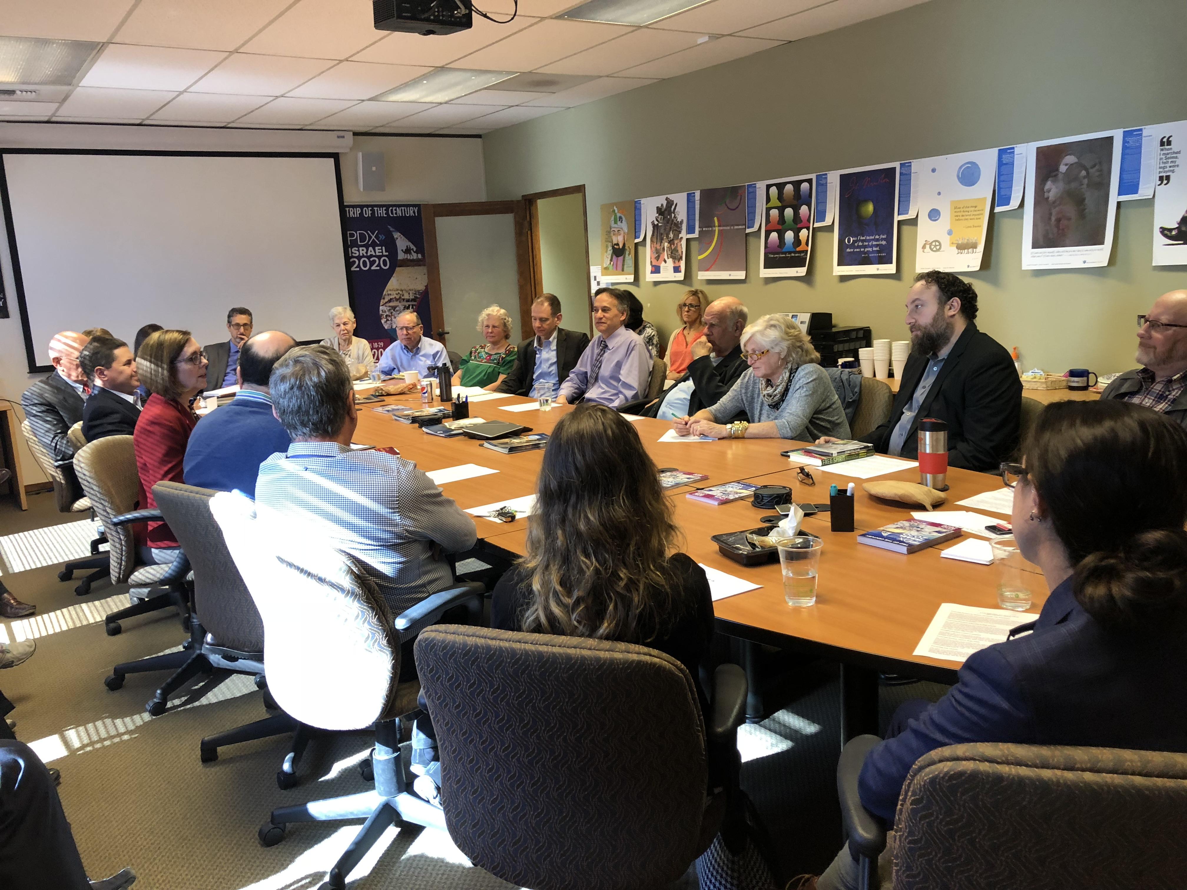 Jewish Community Relations Council | Jewish Federation of