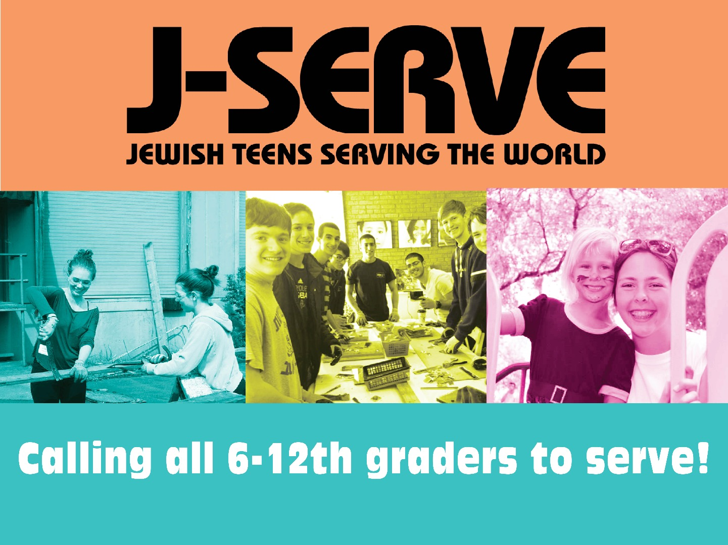 Day of Service for Jewish Teens
