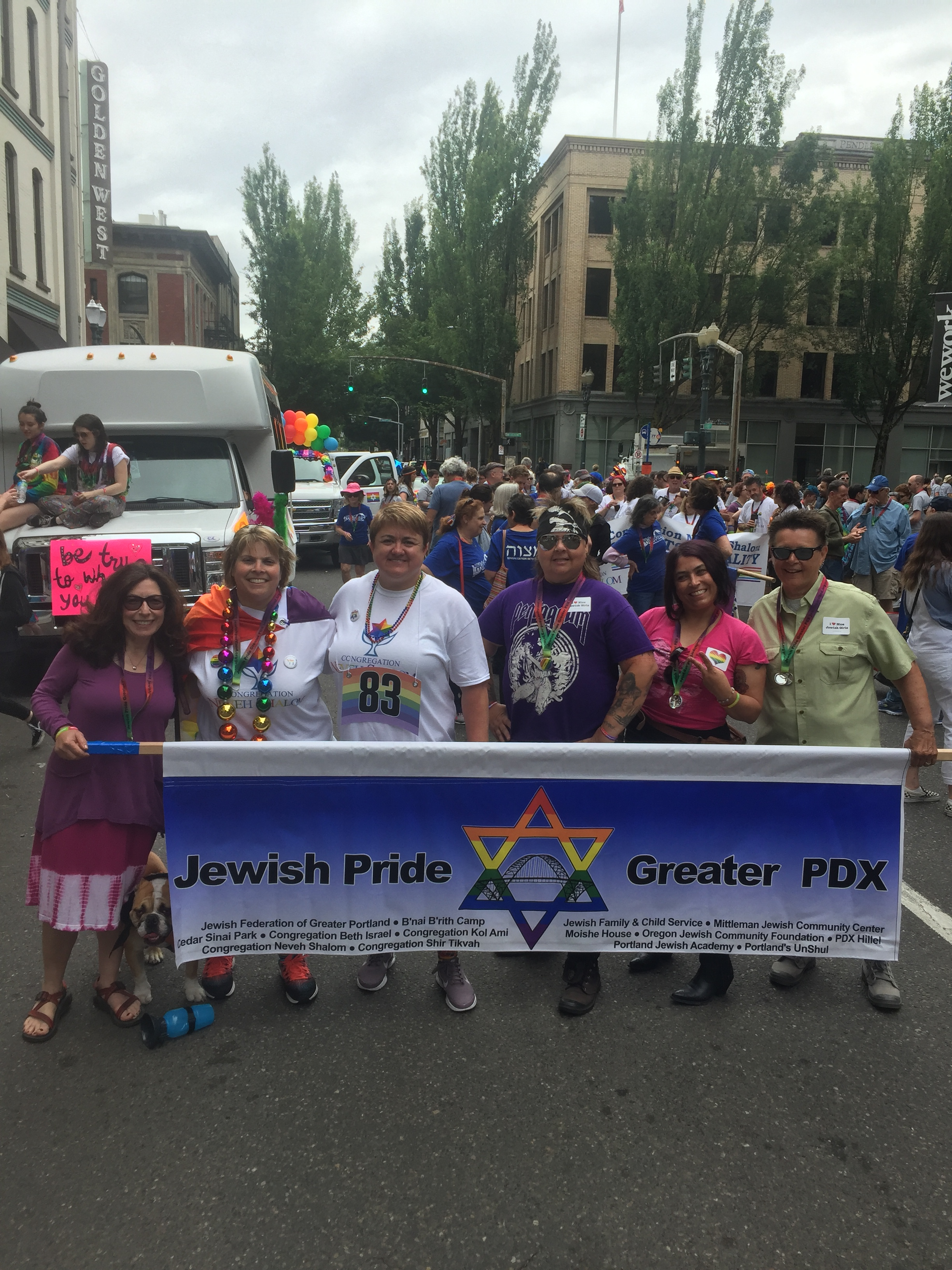 Portland Jewish Pride | Jewish Federation of Greater Portland