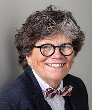 Joan Garry headshot