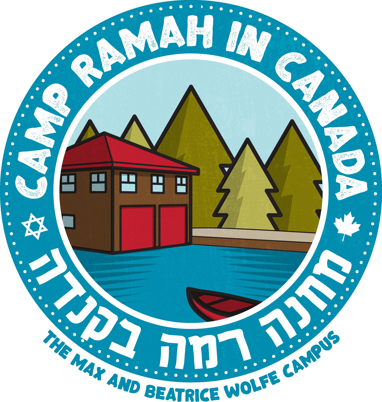 The logo for Camp Ramah