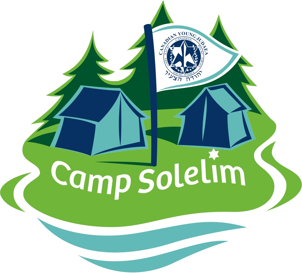 The logo for Camp Solelim