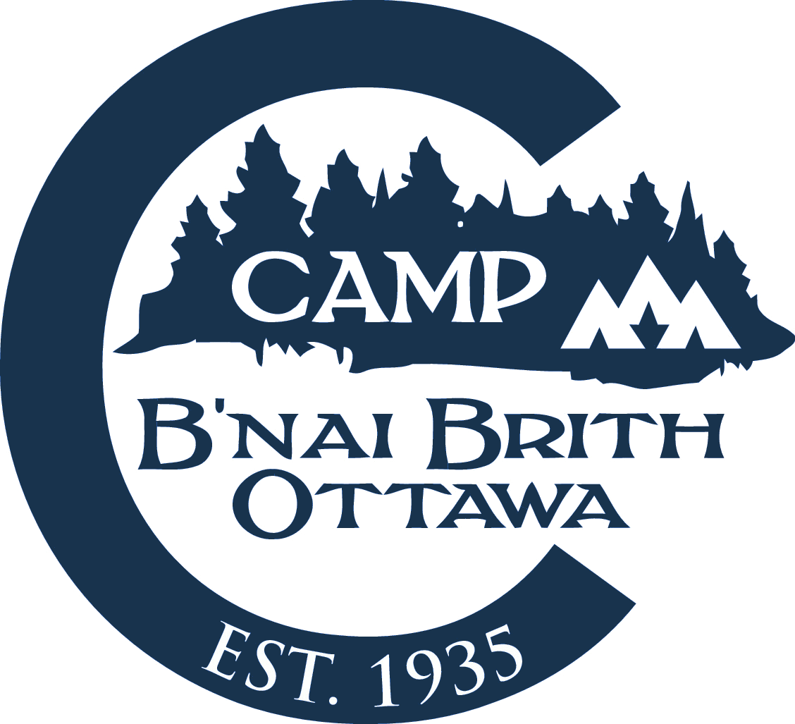 The logo for Camp B'nai Brith of Ottawa