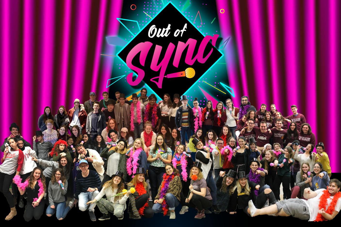 Banner for Out of Sync