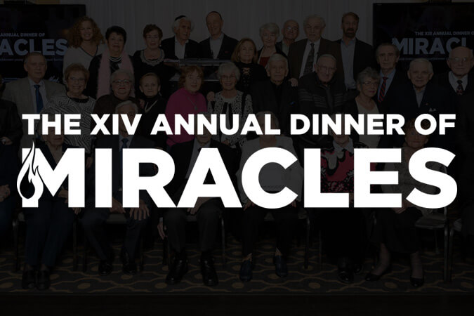Banner for Dinner of Miracles