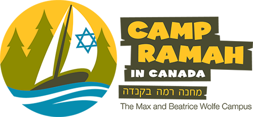 The logo for Camp Ramah