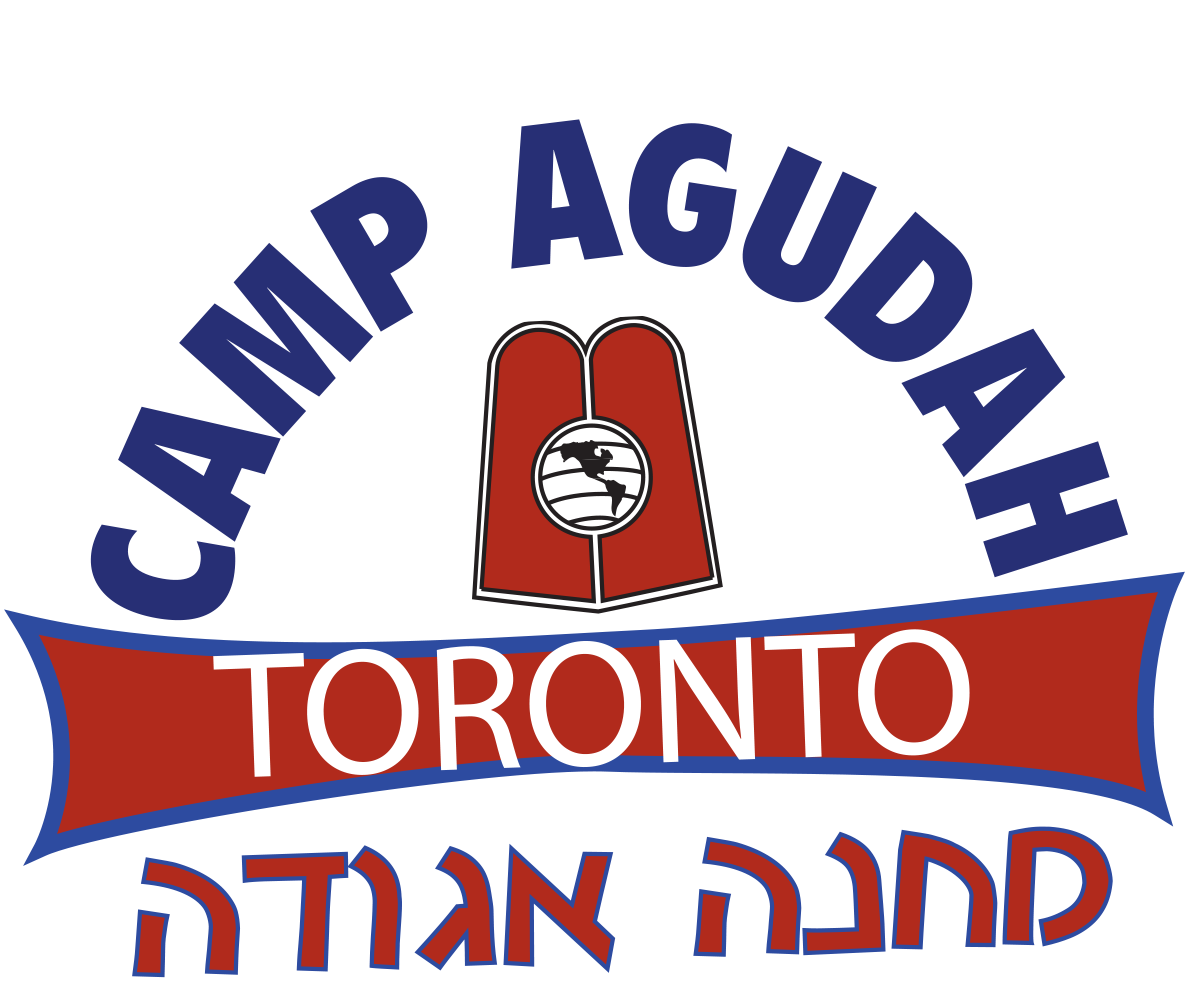 Logo for Camp Agudah
