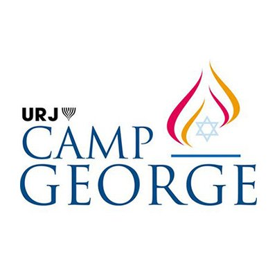The logo for Camp George
