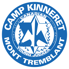 The logo for Camp Kinneret