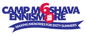 The logo for Camp Moshava
