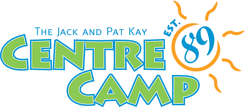 The logo for Centre Camp