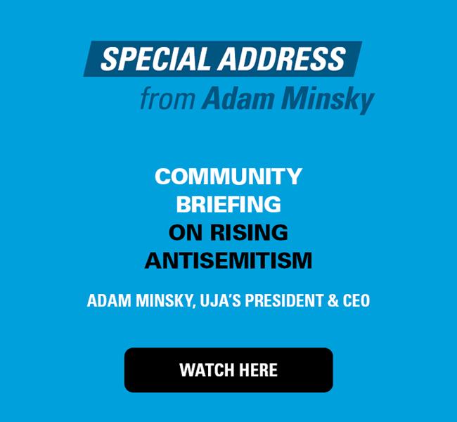 Special Address from Adam Minsky