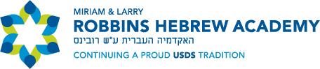 Logo for Robbins Hebrew Academy
