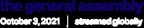 Logo: General Assembly: October 3, 2021