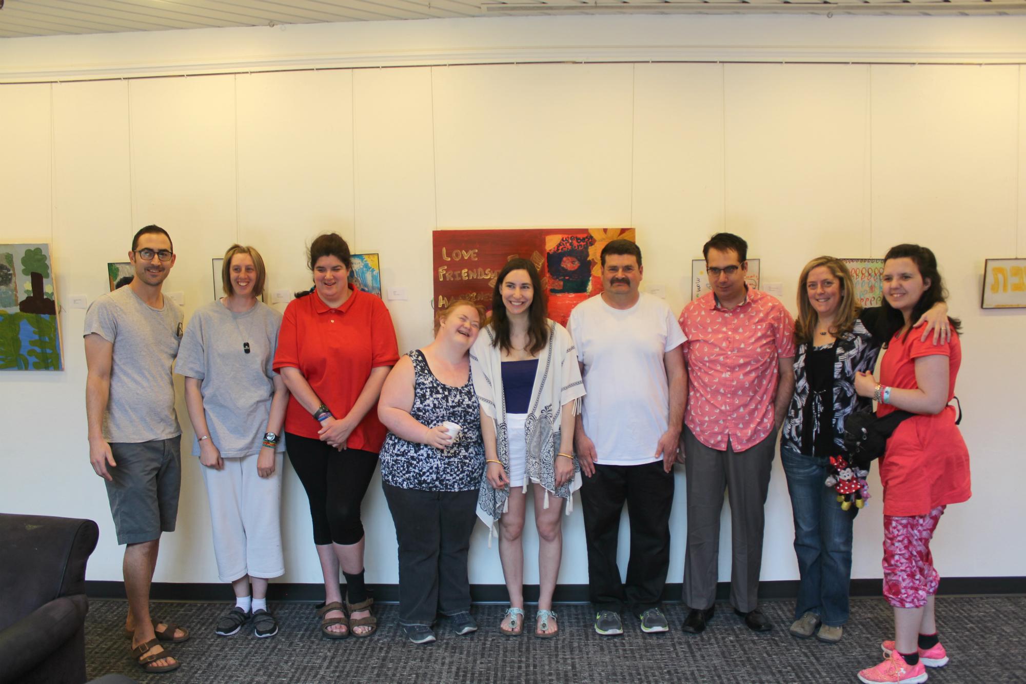 Inclusion Calgary Jewish Federation