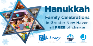 Pj Library Family Hanukkah Story Songs Candle Lighting At