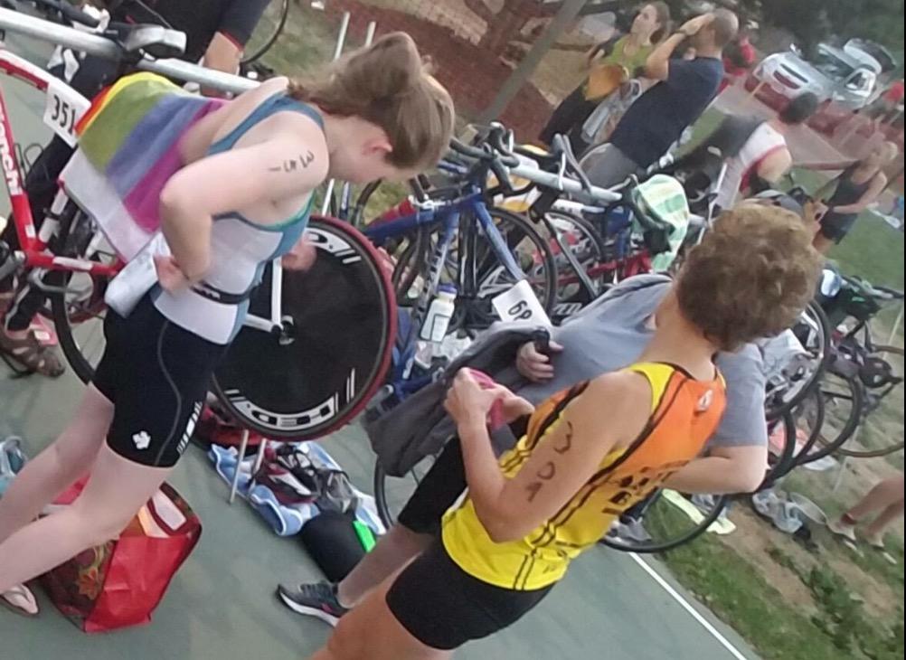 Tri Caitlin, Beth bikes(2).jpg